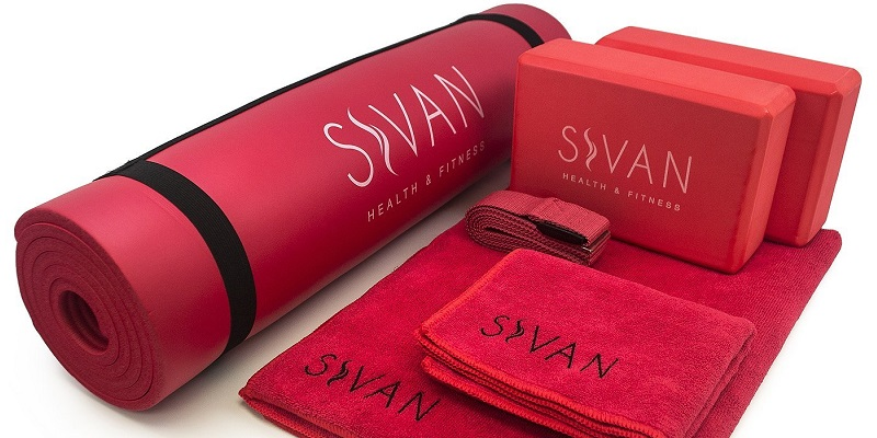 Sivan health and fitness set