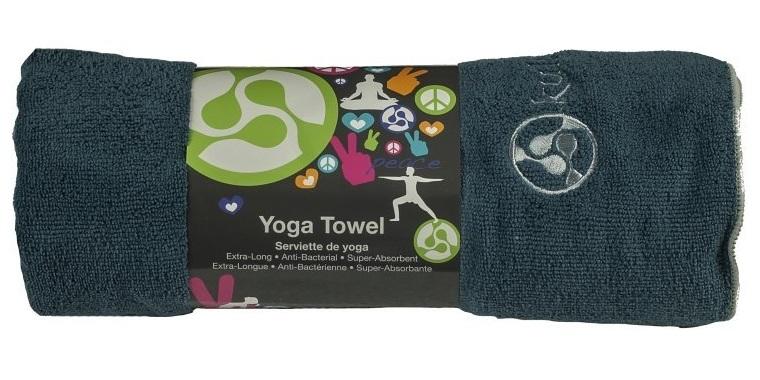 Kulae Yoga Towel for Bikram and Hot Yoga