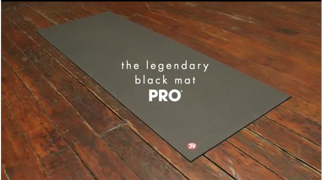 manduka black mat pro