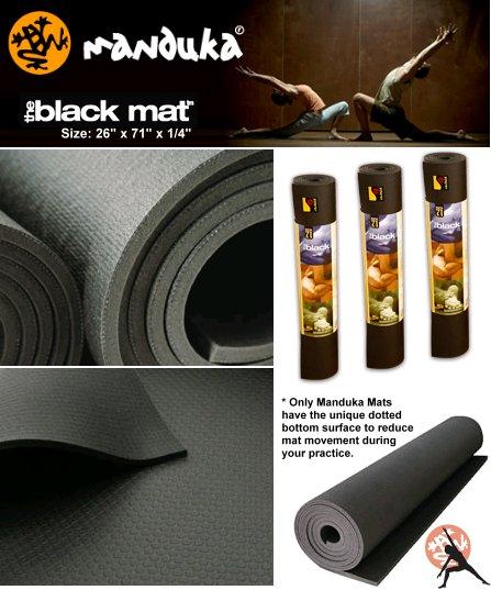 Manduka Mat - eco-friendly yoga mat