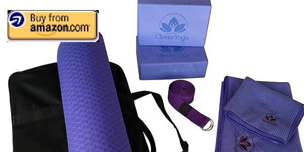 clever yoga kit set bundle