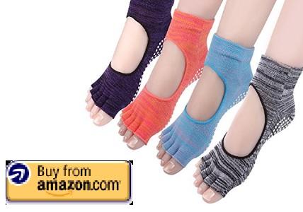 cosfash yoga socks review