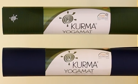 Kurma Yoga Mat Review: Extra Long Professional