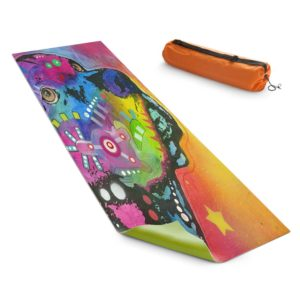 dianoche psychedelic yoga mat