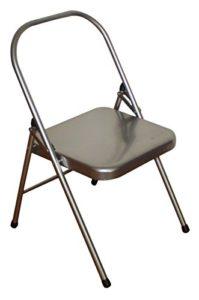 ananda backless yoga chair