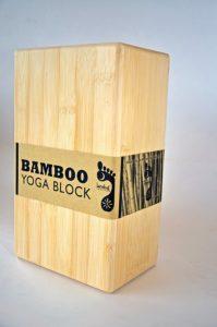 best bamboo yoga block