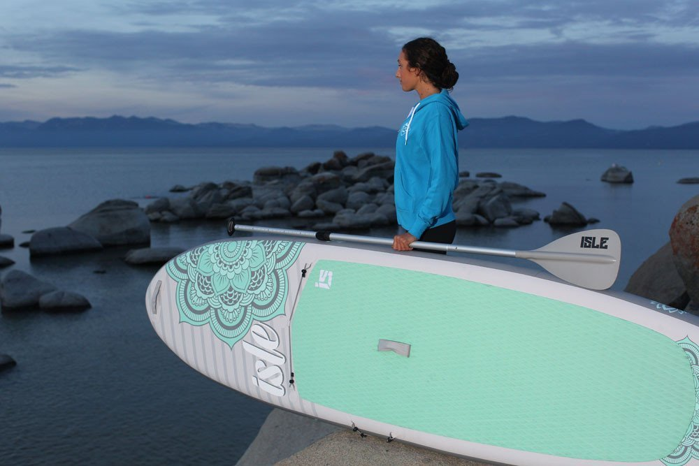 best paddle board for sup yoga