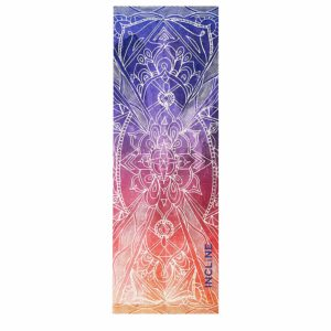 incline fit mandala yoga mat