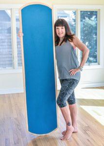 powers yoga indoor sup board