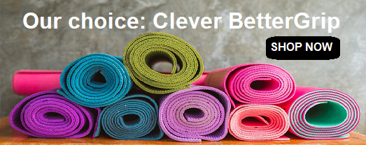 clever yoga bettergrip yoga mat reviews